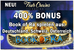 Four Crowns 2000€ Casino Bonus