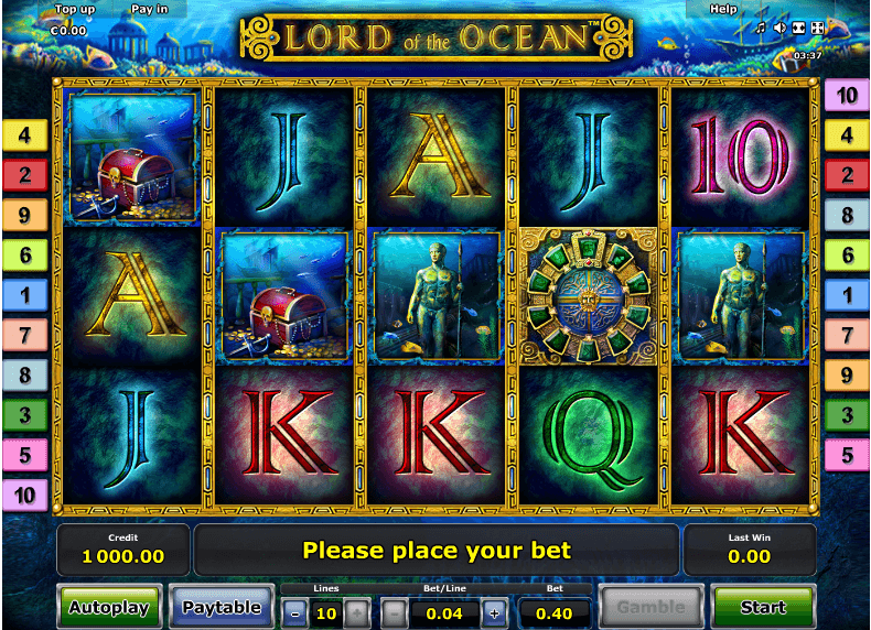Sizzling Book of the Dolphins Lucky Lord - der super Slot