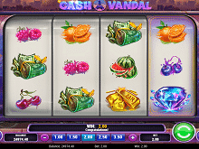 Cash Vandal Slot Play'n Go