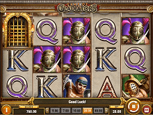 Game of Gladiators Playn Go Slot gratis