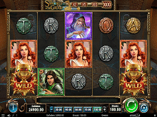 The Sword and the Grail Playn Go Slot gratis
