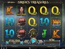 Siren's Treasure Spinomenal Slot