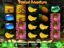 Tropical Adventure