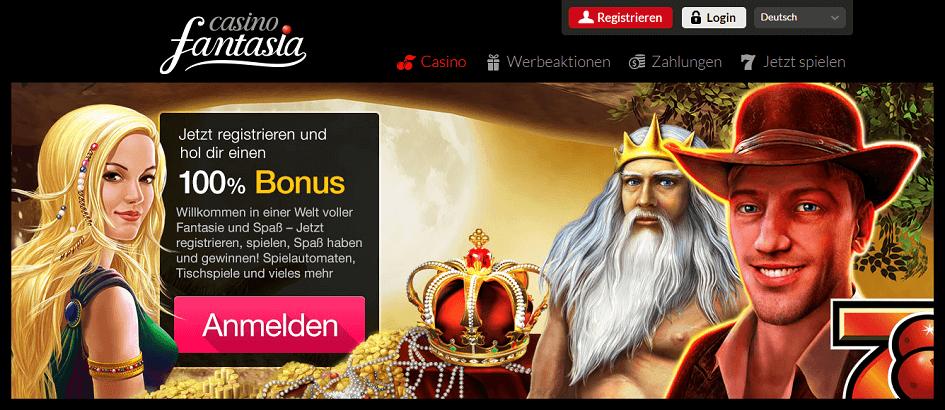 casino fantasia.com