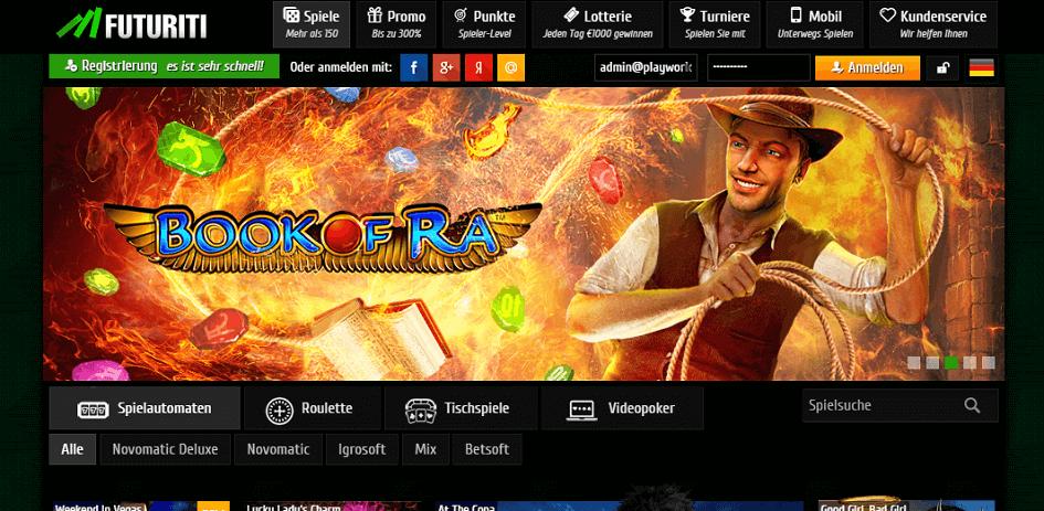 top online casino 100 gratis spiele