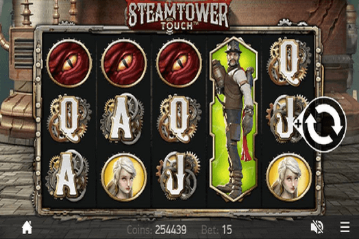 Redbet Steam Tower