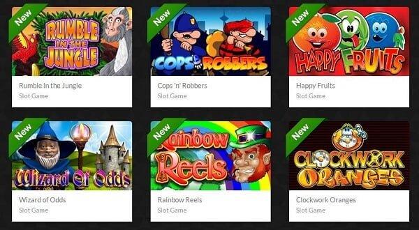 neues online casino casino spiel