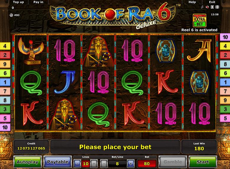 Book Of Ra Deluxe Gratis Online Spielen