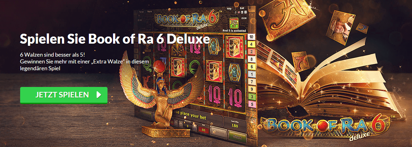 online casino news book of ra delux
