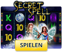 secret spell spielen