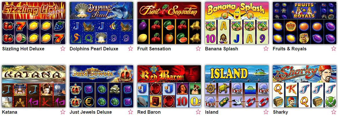 online casino slot machines gratis spielen book of ra