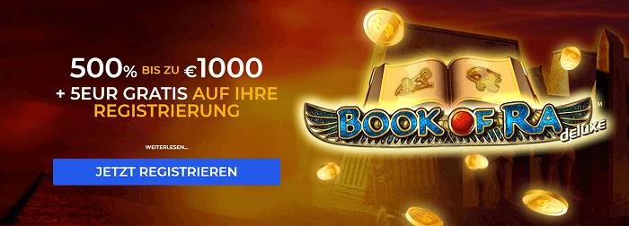 Online Casino 5 Euro Ohne Einzahlung