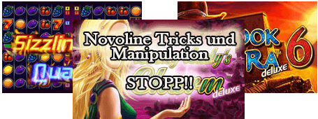 novoline tricks und manipulation
