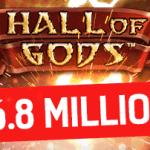 Redbet Casino Hall of Gods Turnier