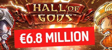 Redbet Casino Hall of Gods Turnier