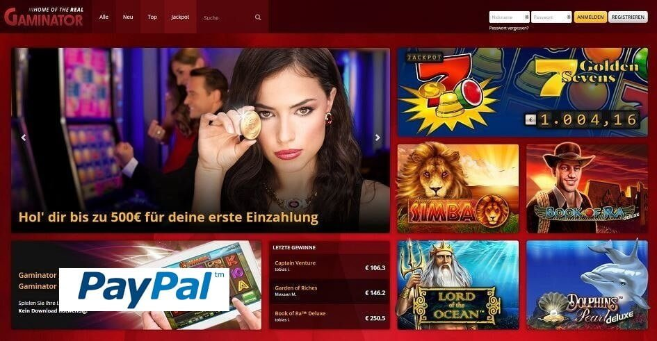 which online casino pays the best jetzt spilen