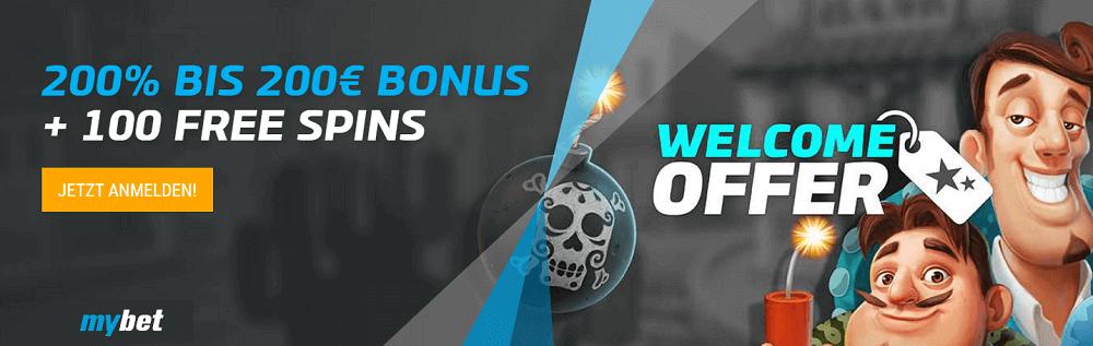 Mybet-Casino-Willkommens-Bonus
