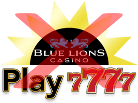 warnung bluelions play7777