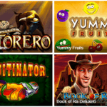 Spielutomaten in Online Casinos