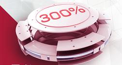 300 Prozent Bonus Betfair Casino