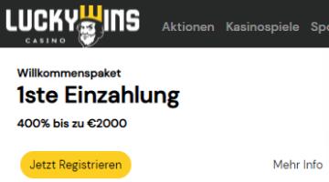 Novoline Bonus 400%
