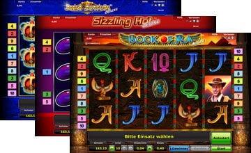 Novoline / Novomatic Casino Spiele