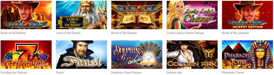 Quasar Casino Novline Spiele