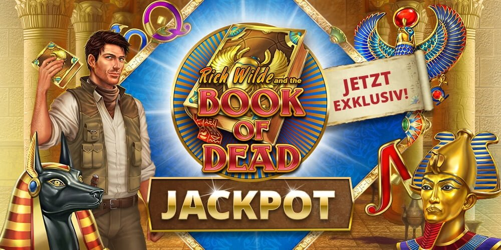 sunmaker jackpot book of dead