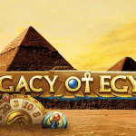 Legacy of Egypt Slot Playn'Go