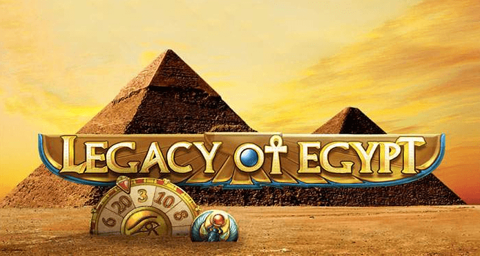 Legacy of Egypt Slot Playn'Go