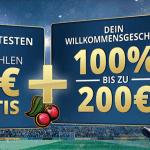 Sunmaker 15 € Gratis Bonus