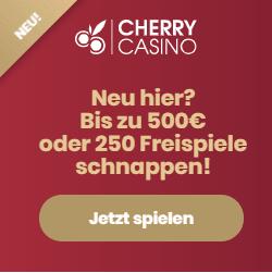Cherry Casino Bonus