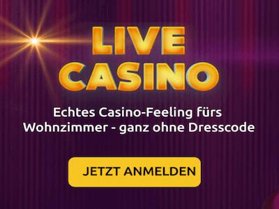 Drück Glück Live Casino