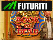 Futuriti Book of Dead Spielen