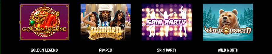 Futuriti Casino Spiele