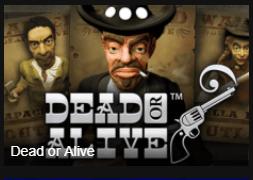 NetEnt Dead or Alive im 77 Jackpot Casino