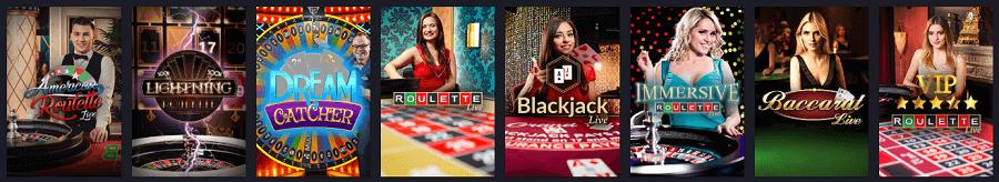 Twin Glücksspiel Live Casino