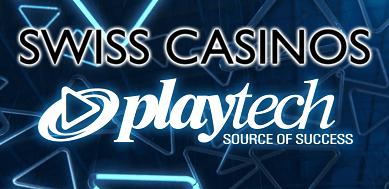 Schweizer Online Casino mit Playtech