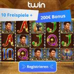 10 Freispiele Book of Dead + 200€ Bonus