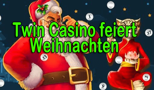 Twin Casino Adventskalender