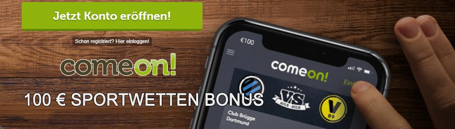 Comeon Slots - Mobile Casino
