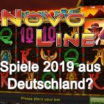 Novoline Spiele 2019