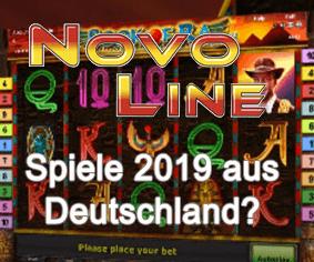 Novoline Deutschland