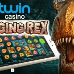 Raging Rex gratis Spielen Play'n Go