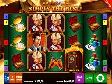 Simply the Best Spielautomat kostenlos
