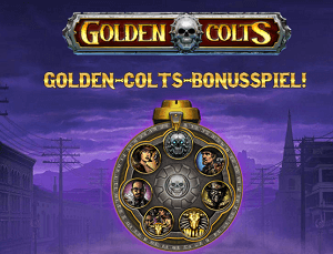 Golden Colts Slot Play'n Go