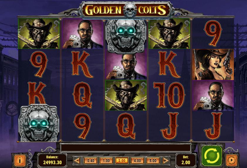 Golden Colts kostenlos spielen