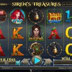 Siren`s Treasure Spinomenal kostenlos spielen