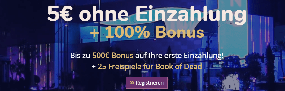 Bonusangebot Lord Lucky Casino + Bonus ohne Einzahlung