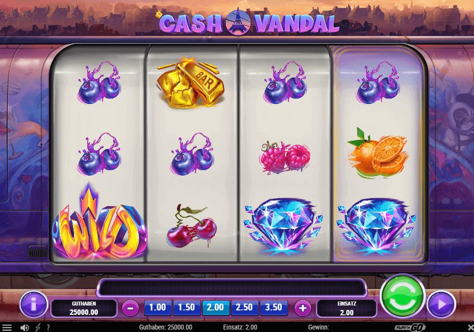 Cash Vandal kostenlos spielen